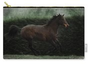 Retro Horse Carry-all Pouch