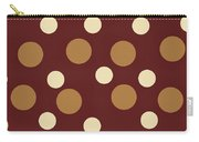 Retro Polka Dot Carry-all Pouch