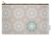 Retro Wallpaper Carry-all Pouch
