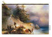 Return From The Mountain Pasture Carry-all Pouch