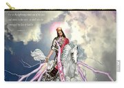 Return Of The King Of Kings Carry-all Pouch