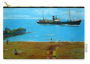 Returning Fishing Trawler  Carry-all Pouch