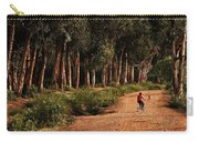 Returning Home Carry-all Pouch by Mary Jo Allen