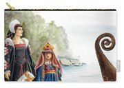Reunited In Summerland Carry-all Pouch by Melissa A Benson