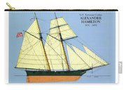 Revenue Cutter Alexander Hamilton Carry-all Pouch