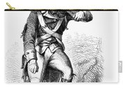 Revolutionary Soldier Carry-all Pouch