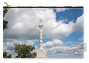 Revolutionary War Monument At Yorktown Carry-all Pouch