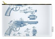 Revolver Patent E.t Starr Carry-all Pouch