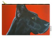 Rex The Doberman Carry-all Pouch