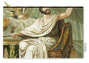 Rex Sacrificulus, Illustration Carry-all Pouch