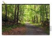 Wooded Path 12 Carry-all Pouch