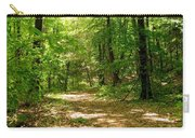 Wooded Path 16 Carry-all Pouch