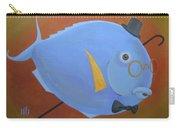 Rhapsody In Blue Carry-all Pouch