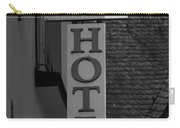 Rhine Hotel St Martin Sign Bw Carry-all Pouch
