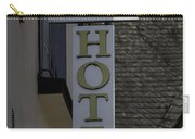 Rhine Hotel St Martin Sign  Carry-all Pouch