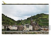 Rhine River View Carry-all Pouch