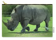 Rhino And Friend Carry-all Pouch
