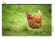 Rhode Island Red Chicken Carry-all Pouch