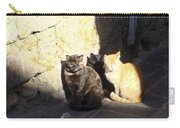 Rhodes Cat Trio Carry-all Pouch