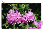 Rhododendron Closeup Carry-all Pouch