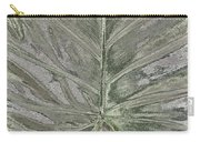 Rhododendron Leaf Carry-all Pouch
