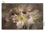 Rhododendron Mary Fleming Carry-all Pouch