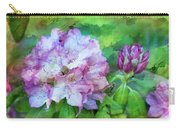 Rhododendrum Carry-all Pouch