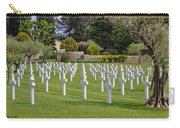 Rhone American Cemetery Carry-all Pouch
