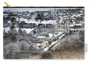 Rhymney Valley Winter 2 Carry-all Pouch