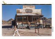 Rhyolite Mercantile Carry-all Pouch