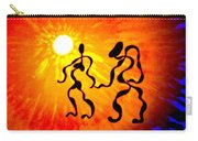 Rhythms Of Life Carry-all Pouch