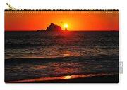 Rialto Beach Sunset Carry-all Pouch