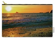 Rialto Beach Sunset Olympic National Park Carry-all Pouch
