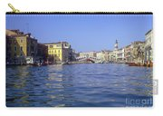 Rialto Bridge In The Grand Canal Carry-all Pouch