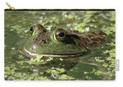 Ribbit Carry-all Pouch