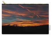Ribbons Of Light Panorama Carry-all Pouch