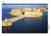 Ricasoli Breakwater At Valletta's Grand Harbor Carry-all Pouch