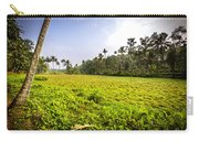 Rice Field Carry-all Pouch