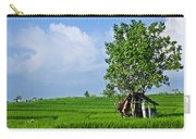 Rice Fields Carry-all Pouch by Nila Newsom