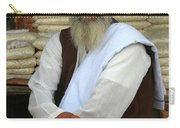 Rice Merchant Chanderi India Carry-all Pouch