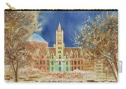 Rice Park Winter Carry-all Pouch