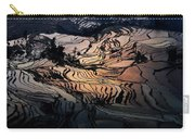 Rice Terrace Field Of Yuan Yang Carry-all Pouch