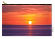 Rich Sunset Carry-all Pouch