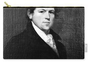 Richard Cutts (1771-1845) Carry-all Pouch