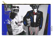 Richard Nixon Masks Uncle Sam Collage  Democratic National Convention Miami Beach Florida 1972-2008 Carry-all Pouch