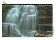 Ricketts Glen Cascading Falls Carry-all Pouch