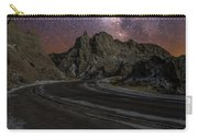 Ride Across The Badlands Carry-all Pouch
