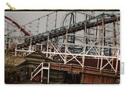 Ride The Roller Coaster Carry-all Pouch