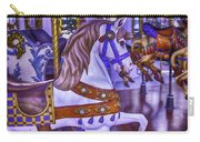 Ride The White Horse Carry-all Pouch