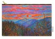 Ridgeland Winter Beauty Carry-all Pouch